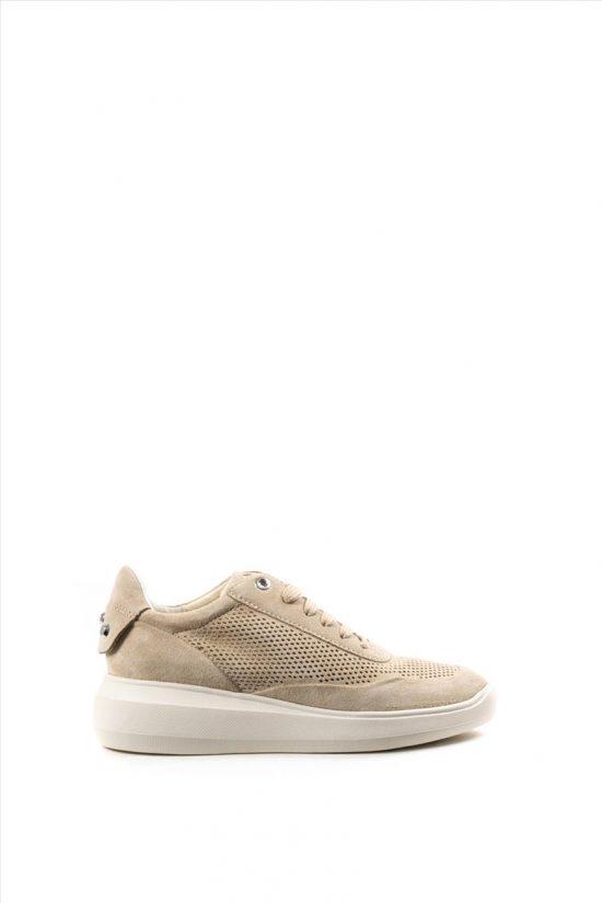 Γυναικεία Δερμάτινα Sneakers GEOX RUBIDIA D84APA 00022 C6738