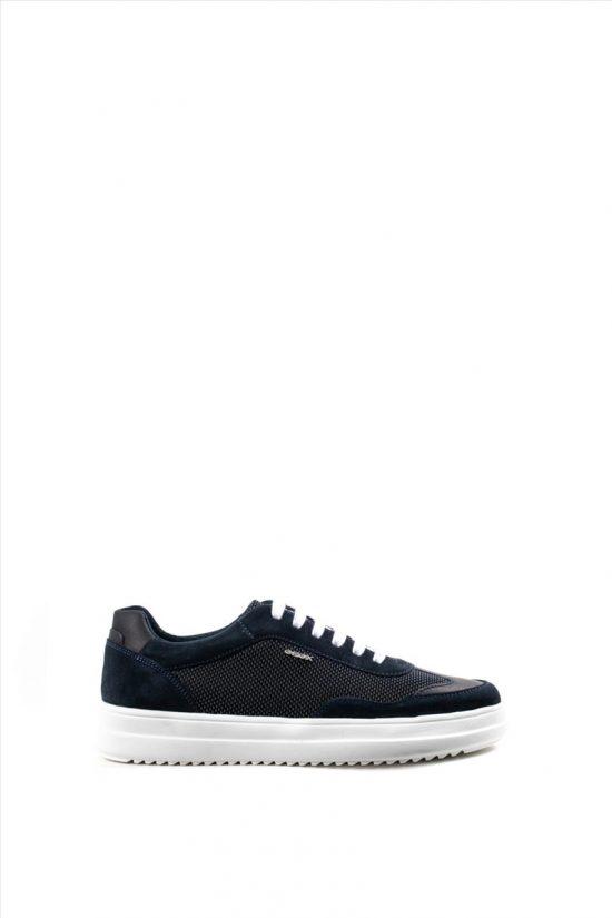 Ανδρικά Δερμάτινα Sneakers GEOX TAYRVIN U027QA 0436K C4002