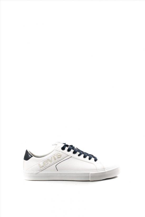 Ανδρικά Sneakers LEVI'S 230667-1964-51 ΛΕΥΚΟ