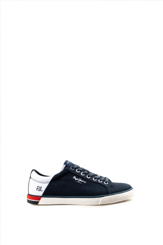 Ανδρικά Υφασμάτινα Sneakers PEPE JEANS PJ0SHPMS306320 NAVY