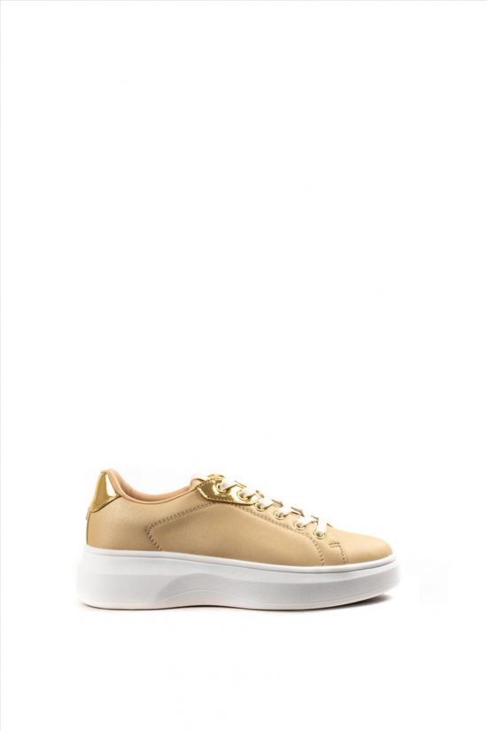 Γυναικεία Sneakers U.S. POLO ASSN MONIQUE1 SHINY GOLD