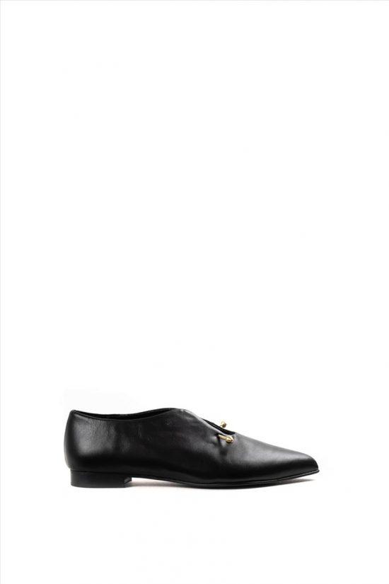 Γυναικεία Casual Shoes ZAKRO COLLECTION ΣΧ.33 Δ ΜΑΥΡΟ