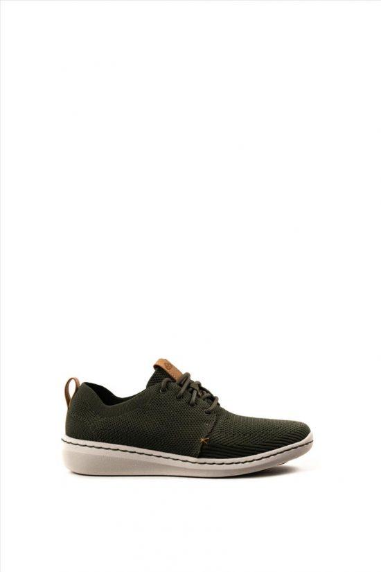 Ανδρικά Casual Shoes CLARKS STEP URBAN ΧΑΚΙ