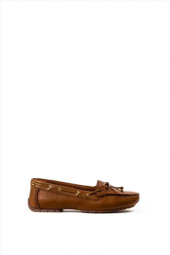 Γυναικεία Casual Shoes CLARKS C MOCC BOAT ΤΑΜΠΑ