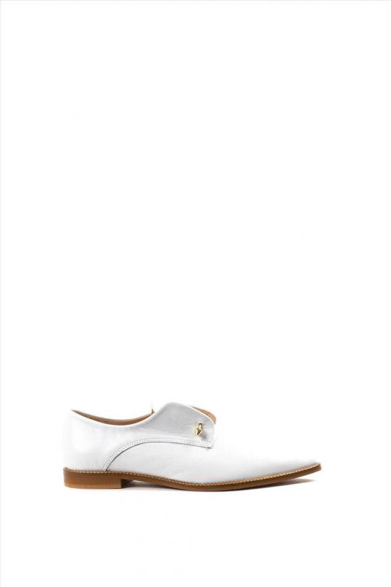 Γυναικεία Casual Shoes ZAKRO COLLECTION S104B-SS20 ΛΕΥΚΟ