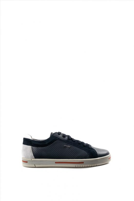 Ανδρικά Δερμάτινα Casual Shoes GEOX EOLO U028RB 04322 C4002