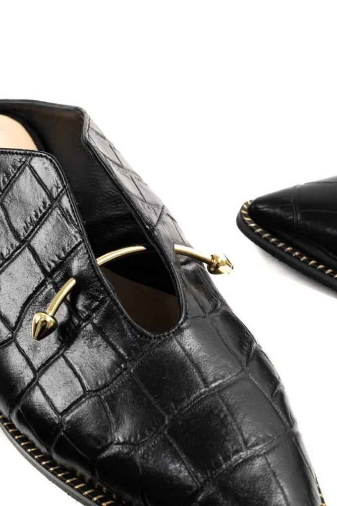 Γυναικεία Casual Shoes ZAKRO COLLECTION S106-SS20 ΜΑΥΡΟ