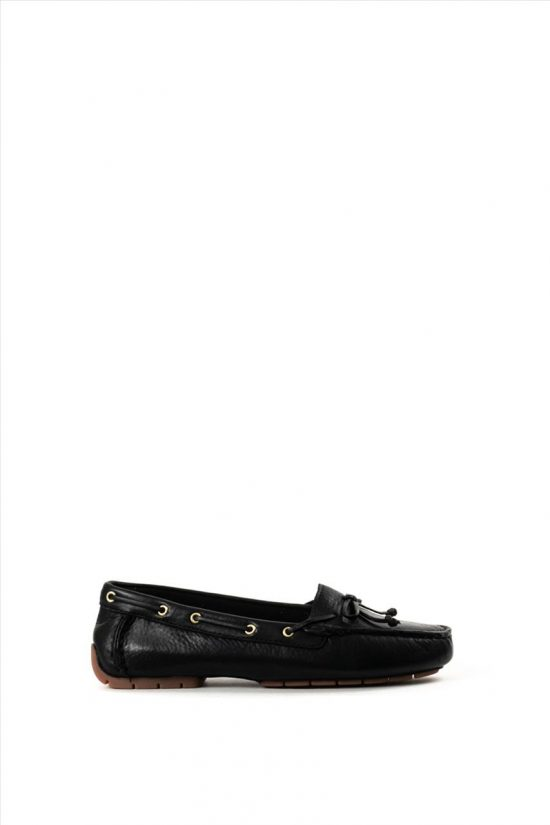 Γυναικεία Casual Shoes CLARKS C MOCC BOAT BLACK