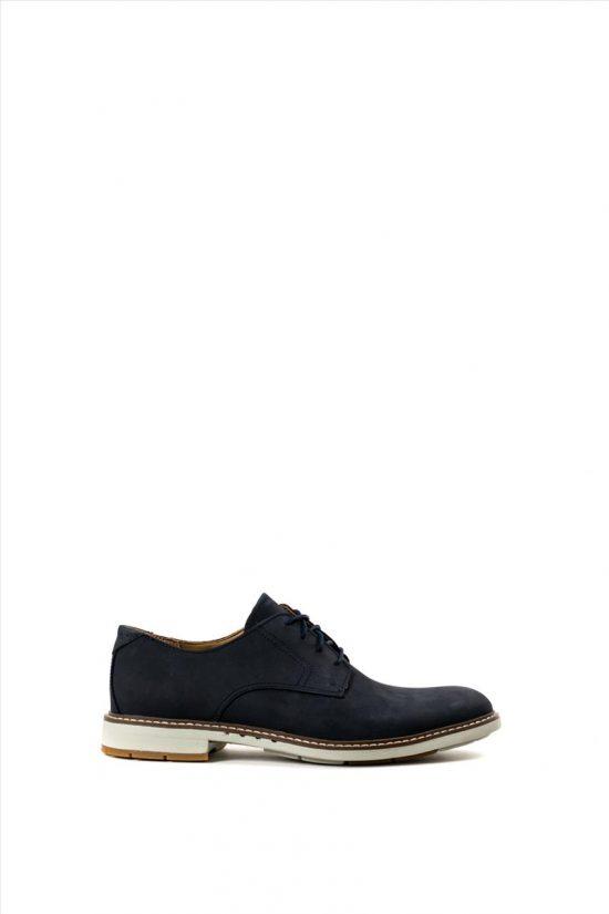 Ανδρικά Casual Shoes CLARKS UN ELOTT LACE NAVY