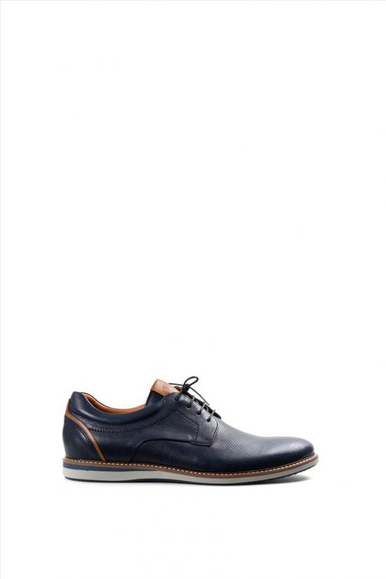 Ανδρικά Δεμάτινα Δετά Παπούτσια DAMIANI 20-10-2101
