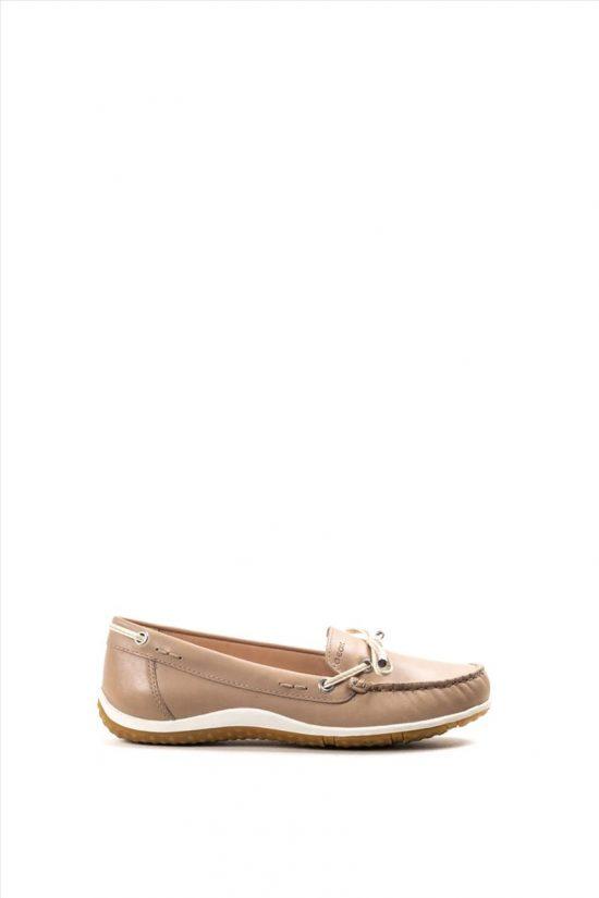 Γυναικεία Δερμάτινα Loafers GEOX VEGA D92DNB 043BC CH65K