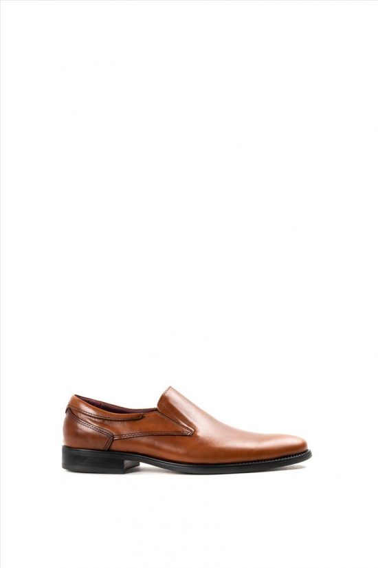 Ανδρικά Δερμάτινα Παπούτσια ZAKRO COLLECTION 1219-1235 ΤΑΜΠΑ