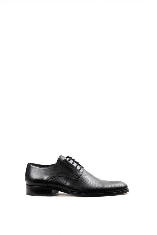 Ανδρικά Δερμάτινα Παπούτσια VICE 41140 BLACK