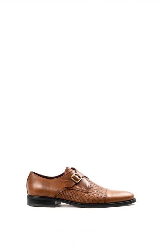 Ανδρικά Δερμάτινα Παπούτσια ZAKRO COLLECTION 1210 ΤΑΜΠΑ