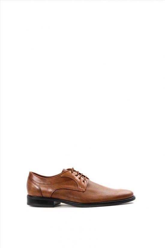 Ανδρικά Δερμάτινα Παπούτσια ZAKRO COLLECTION 1217 ΤΑΜΠΑ