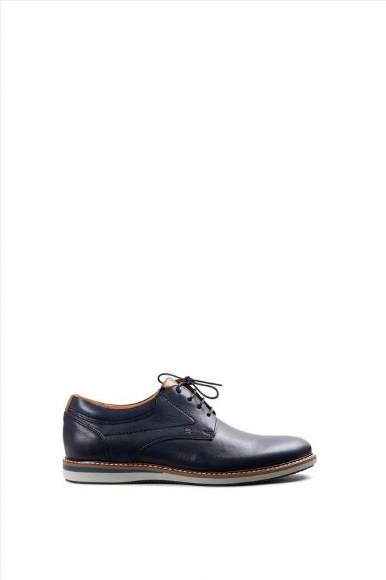 Ανδρικά Δεμάτινα Δετά Παπούτσια DAMIANI 20-10-2100