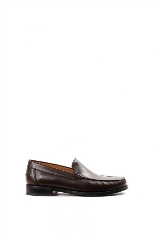 Ανδρικά Δερμάτινα Loafers GEOX - DAMON U641ZA 00043 C6006