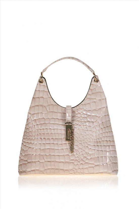 Γυναικεία Τσάντα Ώμου/Xειρός FRNC 1430 ΜΠΕΖ