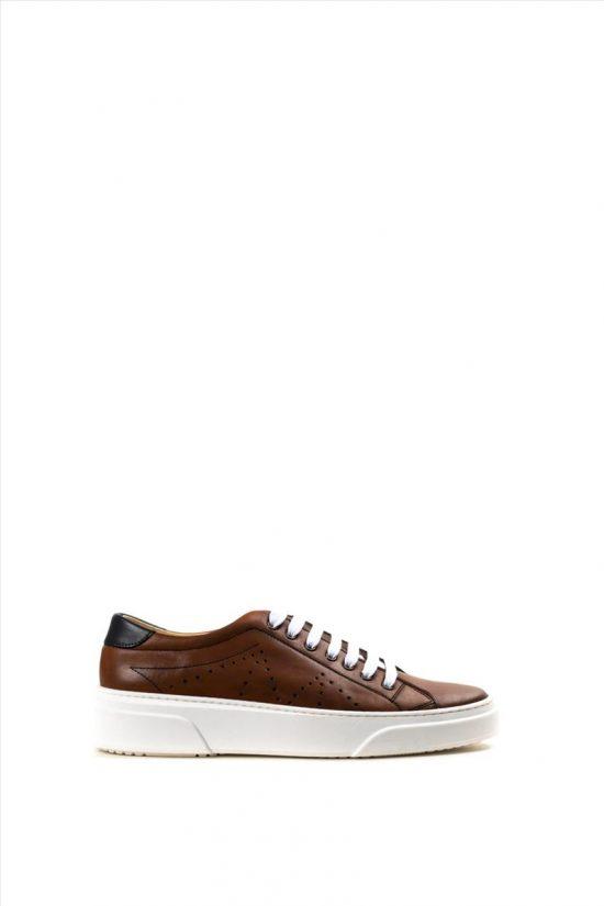 Ανδρικά Casual Shoes ZAKRO COLLECTION 13015 CUOIO