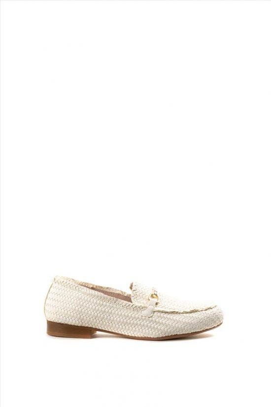 Γυναικεία Loafers PAOLA FERRI D8011 BIANCO