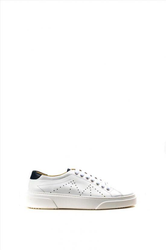 Ανδρικά Casual Shoes ZAKRO COLLECTION 13015 WHITE