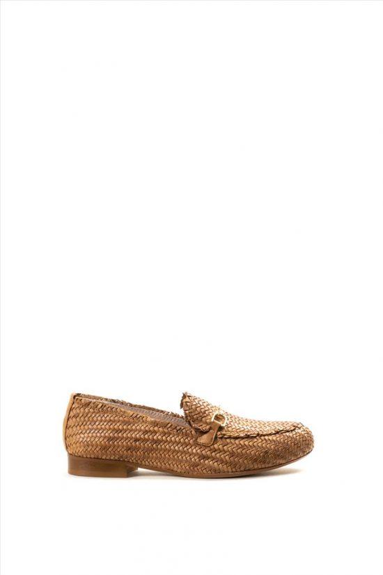 Γυναικεία Loafers PAOLA FERRI D8011 CUOIO