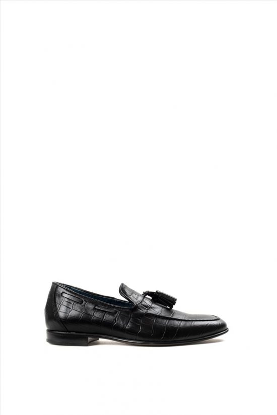 Ανδρικά Δερμάτινα Παπούτσια DAMIANI 20-01-2002