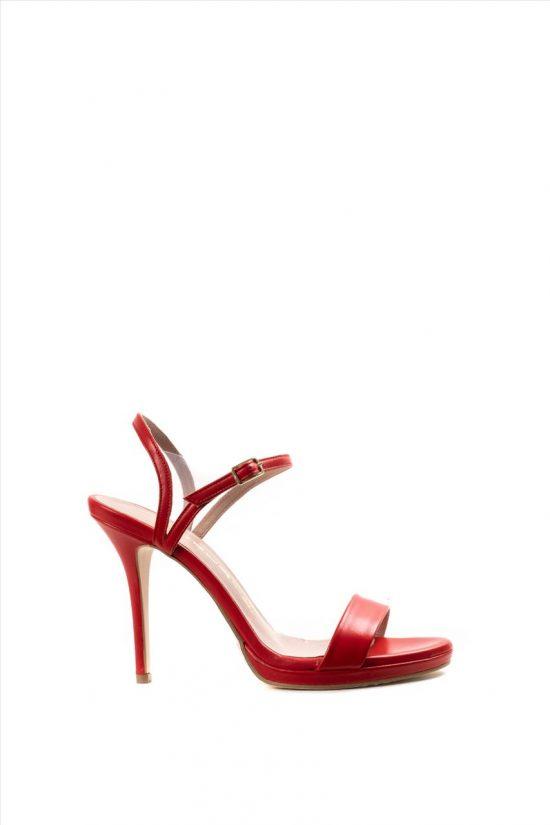 Γυναικεία Πέδιλα MOURTZI 10/1008B63 RED