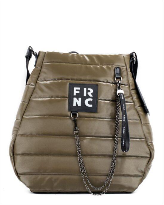 FRNC BAG 2315 METAL GREEN AW2122