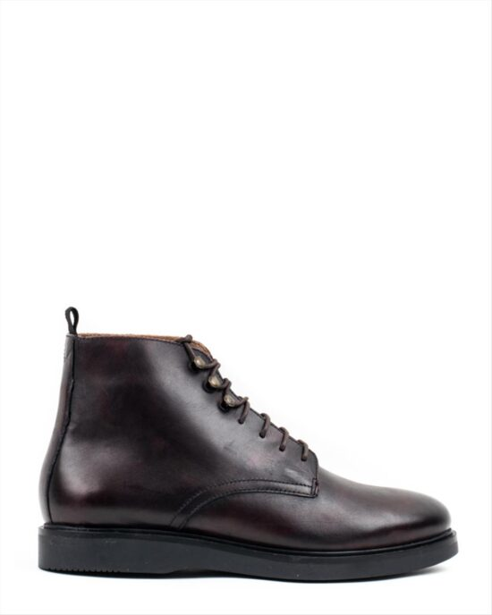 HUDSON BATTLE LEATHER IN02200 BROWN