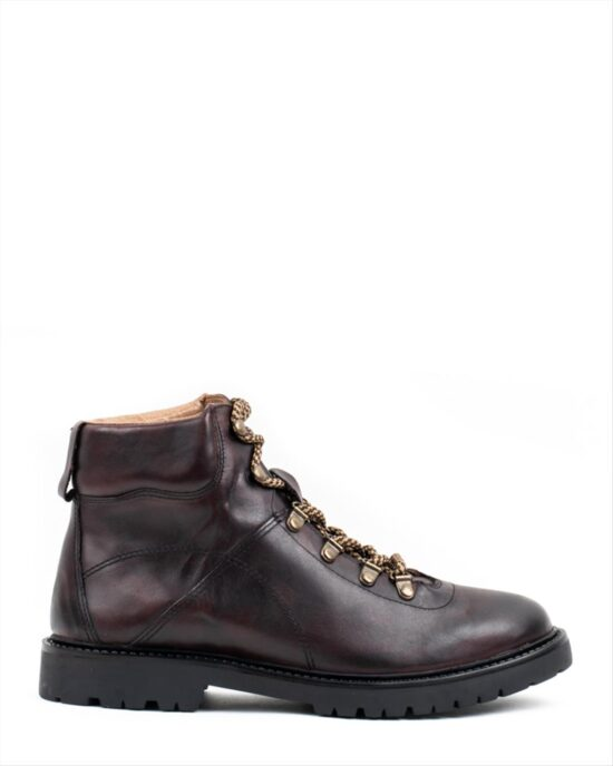 HUDSON GAMA LEATHER IF07200 BROWN