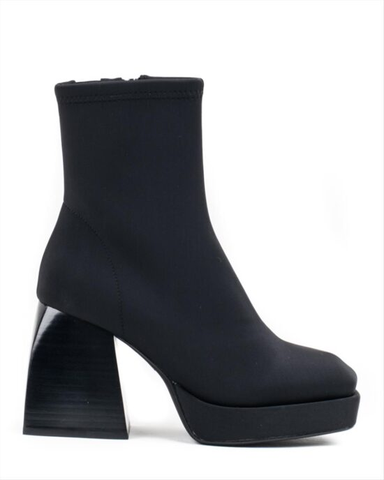 JEFFREY CAMPBELL DAUPHIN-LO BOOTS 0101003353 BLACK